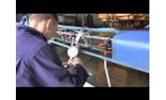 AAMS-Salvarani Manometer Pressure Adapter - Video