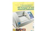 AUTOPOL - Model I - Automatic Polarimeter Brochure