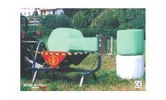 Abbriata - Model MF 70 & MF 70/M - Mini Wrapper