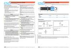 ACE - Model LEV - Rubber-Metal Isolators Brochure