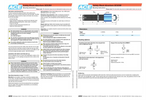 ACE - Model SDH38 to SDH63 - Safety Shock Absorbers Brochure