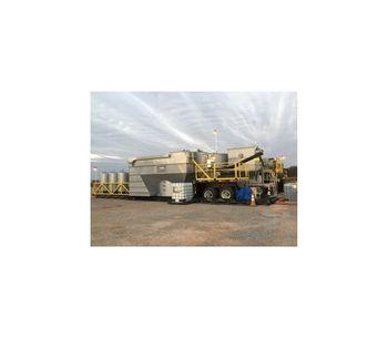 HEI - Frac / Flow Back Water Treatment Mobile Units