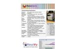 ResoSens - Bioassay System Brochure