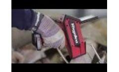 KT-100 Katana Handheld LIBS Metal Analyzer Video