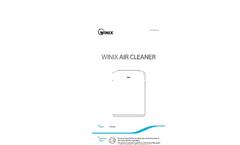 WINIX - Air Purifier System - Manual