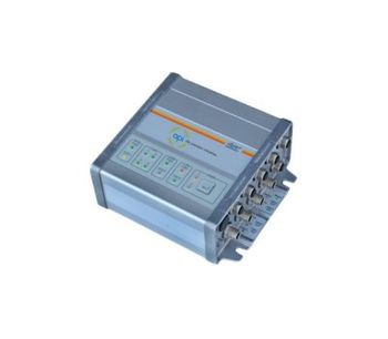CAN Based Chassis Control System
