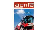 Agrifac Condor - Model MountainMasterPlus Series - Sprayers Brochure