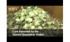 Chopped Romaine on OnCore System - Video