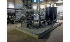 Weber-Entec - Wastewater Treatment Plant