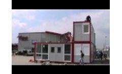 AGRO Modulare Containeranlage Video