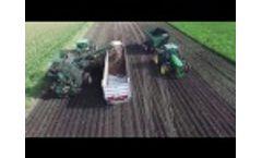 Art`s Way 6812 Beet Harvester Video
