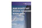 Monoclor - Chloramine Management System- Brochure