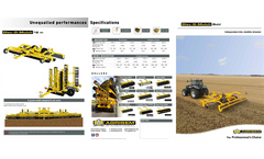 Disc-O-Mulch Gold - Discs Stubble Breaker Brochure