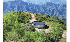 AGI Westeel - Above Ground Water Storage System