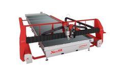 Semyx - Model INFINITY Series - Waterjet Cutting System