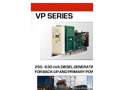 VP Series - Technical Specifications