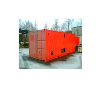 Pumping Container