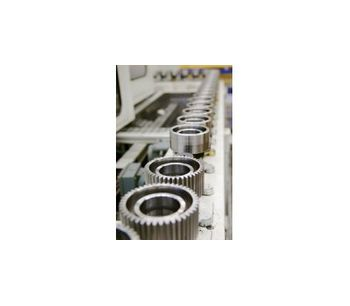 AGCO Power - Gear Wheels and GearBoxes