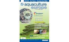 Aquaculture Europe Volume 43 No 2 - Content Table