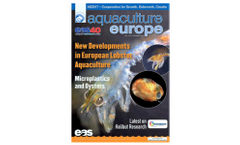 Aquaculture Europe Volume 41 No 2 - Content Table