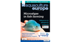 Aquaculture Europe  Volume 40 No 2 - Content Table
