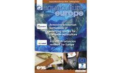Aquaculture Europe Volume 39 No 1 - Content Table