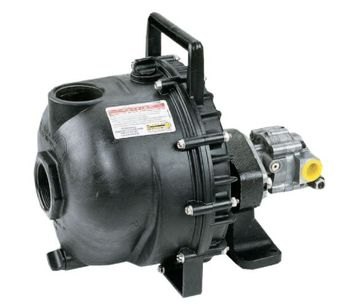 Model 300 and 300 PIHY - High Flow Self Priming Centrifugal Pumps