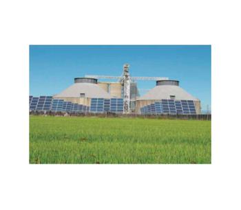 Farm Solar Power Installations