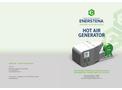 Aironerg - Hot Air Generator Brochure