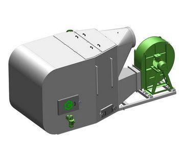 Aironerg - Hot Air Generator