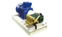 Bertolini - Model CK 3003 PU - Water Jetting Pump