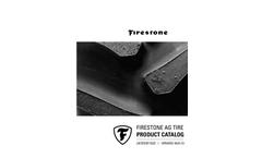 Tyre catalog size List Brochure