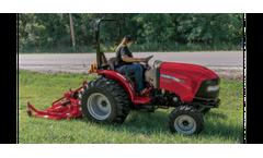 Compact Farmall - Model A Series - Tractors
