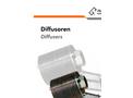 Diffusers Technical Datasheet