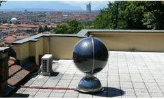 Sferasol - Integrated Storage Collectors Solar System