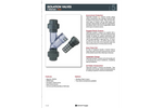 Kiyo - Y - Isolation Strainers Protect Piping System Brochure