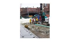 Life-cycle assessment of common water main materials in water distribution networks