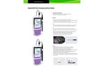 Bante - Model 320 - Portable pH/Ion Meter  Brochure