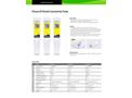 ECscan - Model 10L - Pocket Conductivity Tester Brochure