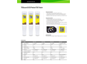 TDSscan - Model 10L - Pocket TDS Tester Brochure