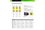 TDSscan - Model 10L - Pocket TDS Tester Brochure