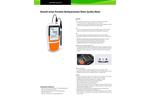 Bante - Model 900P - Portable Multiparameter Water Quality Meter Brochure
