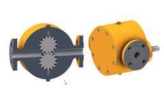 Model ZK Blue Series - Gear Pumps