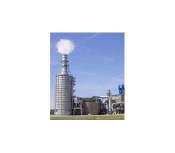 Model SABA - Biological Exhaust Gas Cleaning Scrubbers