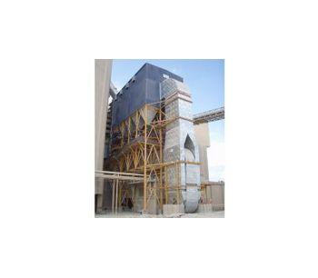 Kiln  - Dedusting Filter