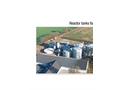 Biogas Reactor Tanks