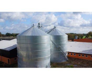 Assentoft - Sealed Moist Grain Silo