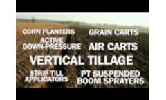 Atom-Jet Agriculture: Hydraulic Systems Video