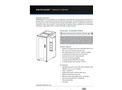 Defender - Air Conditioned Server Rack Cabinets Brochure