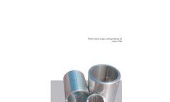 Main-Metall International Product Catalogue Brochure
